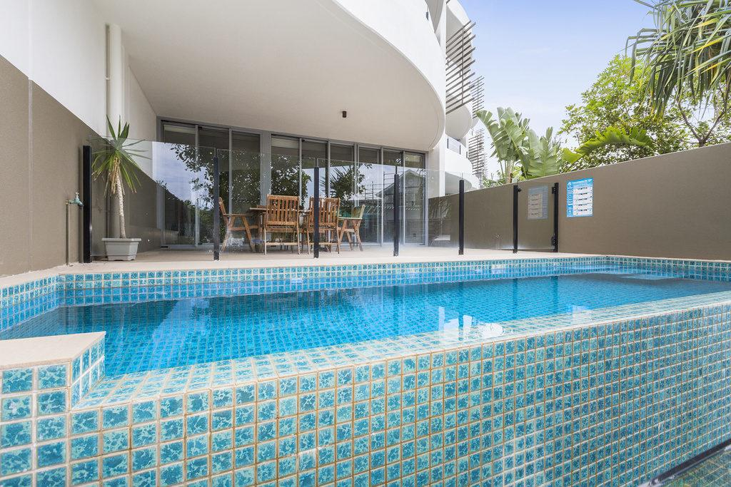 COTTON BEACH 8 ESCAPE WITH PRIVATE PLUNGE POOL - Accommodation Sunshine Coast