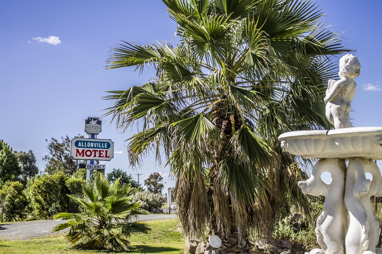 Allonville Gardens Motel - Accommodation Sunshine Coast
