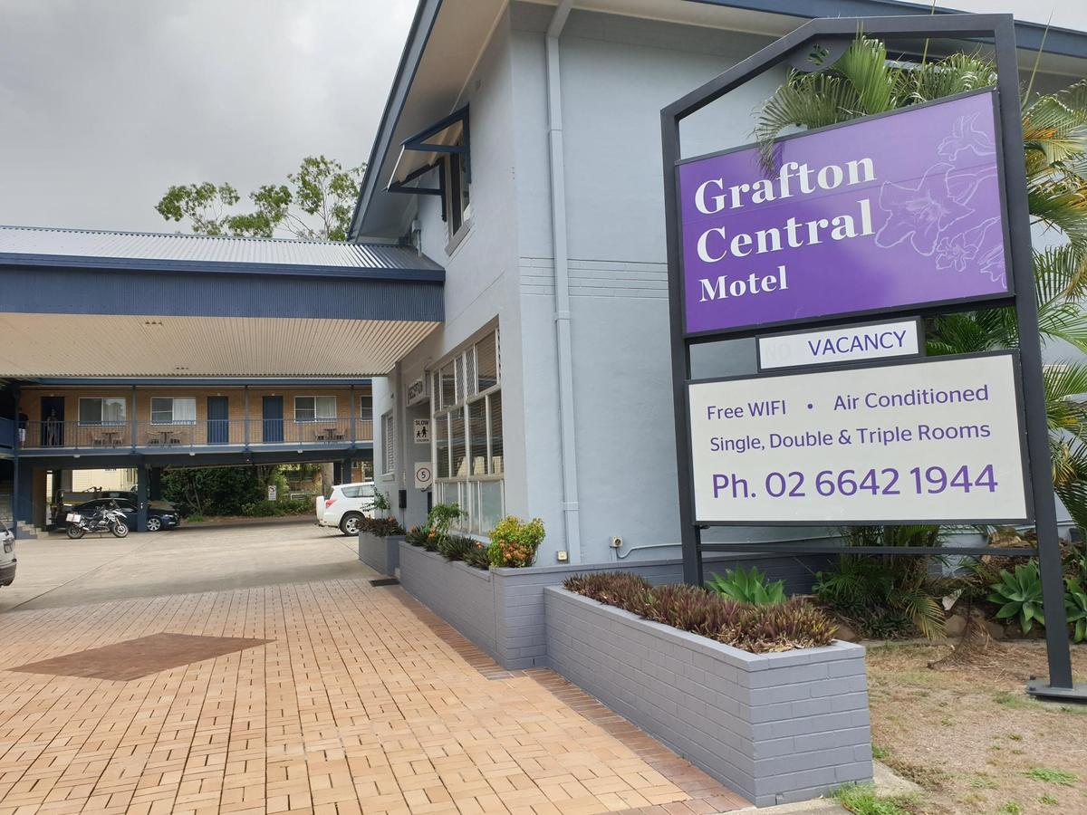 Grafton Central Motel - Accommodation Sunshine Coast