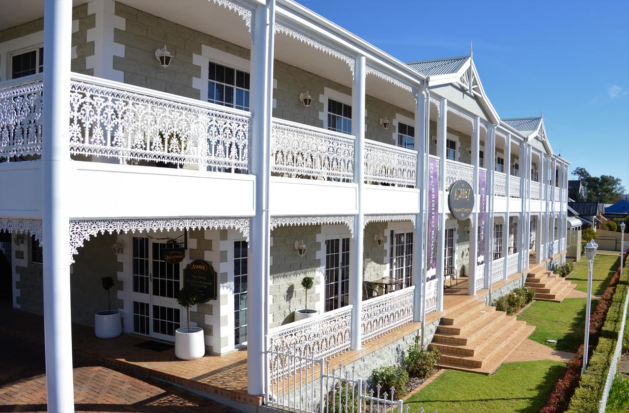 Ashby House Motor Inn - Accommodation Sunshine Coast
