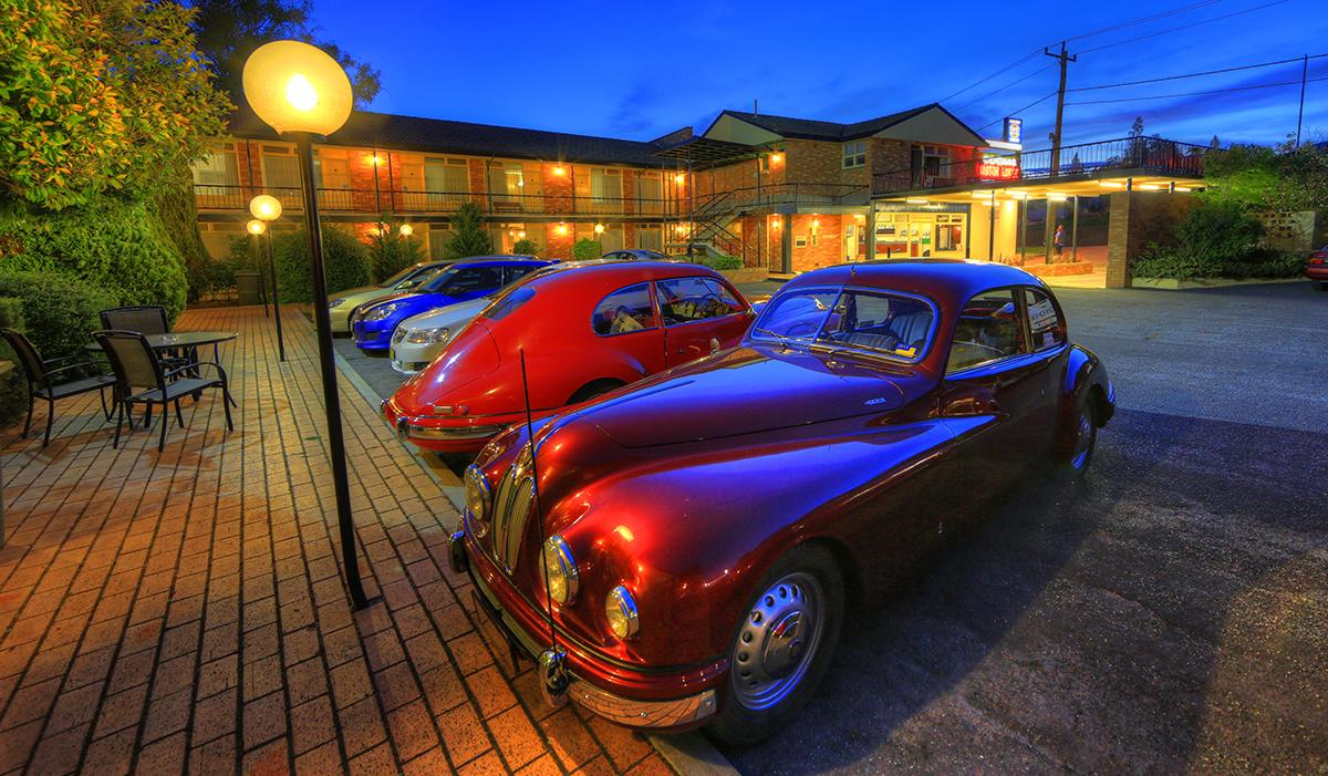 Cooma Motor Lodge Motel - Accommodation Sunshine Coast