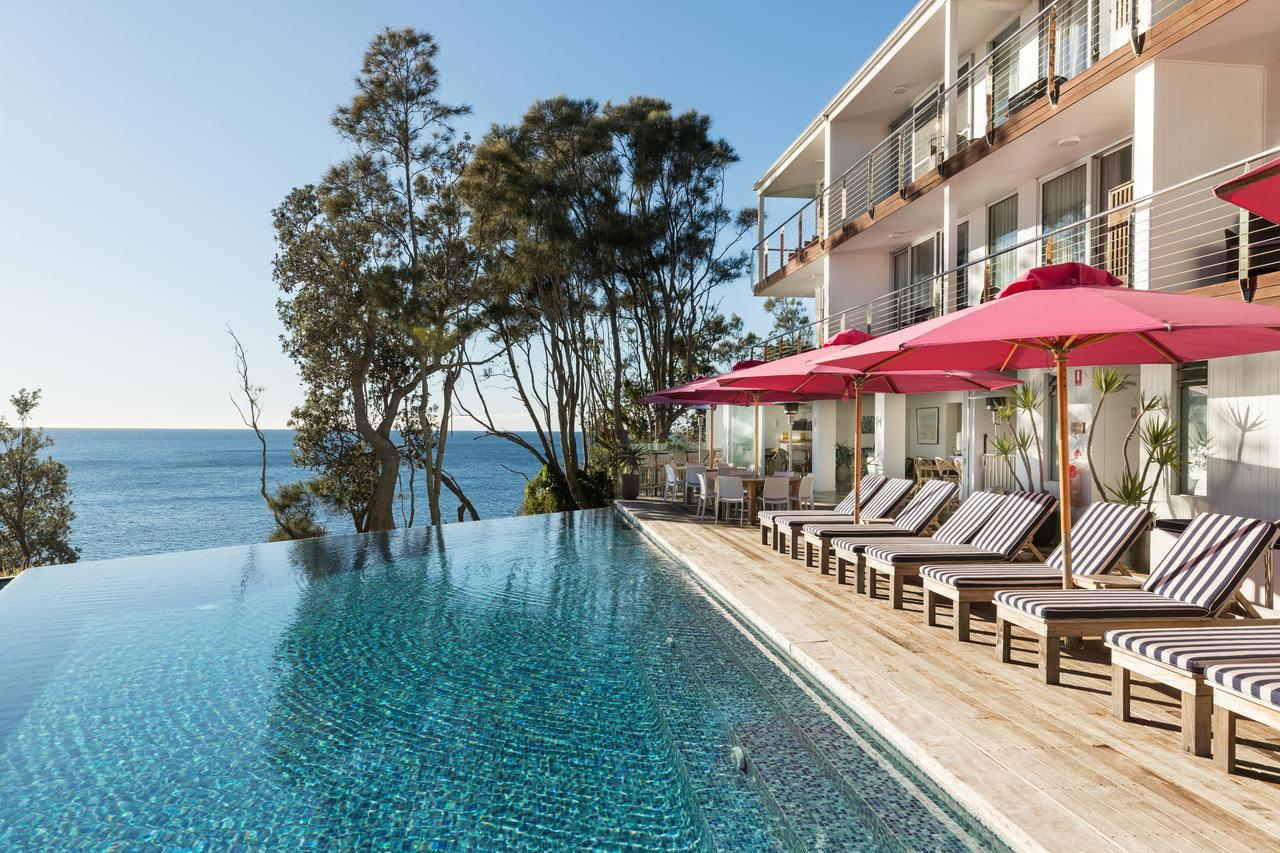 Bannisters by the Sea - Accommodation Sunshine Coast