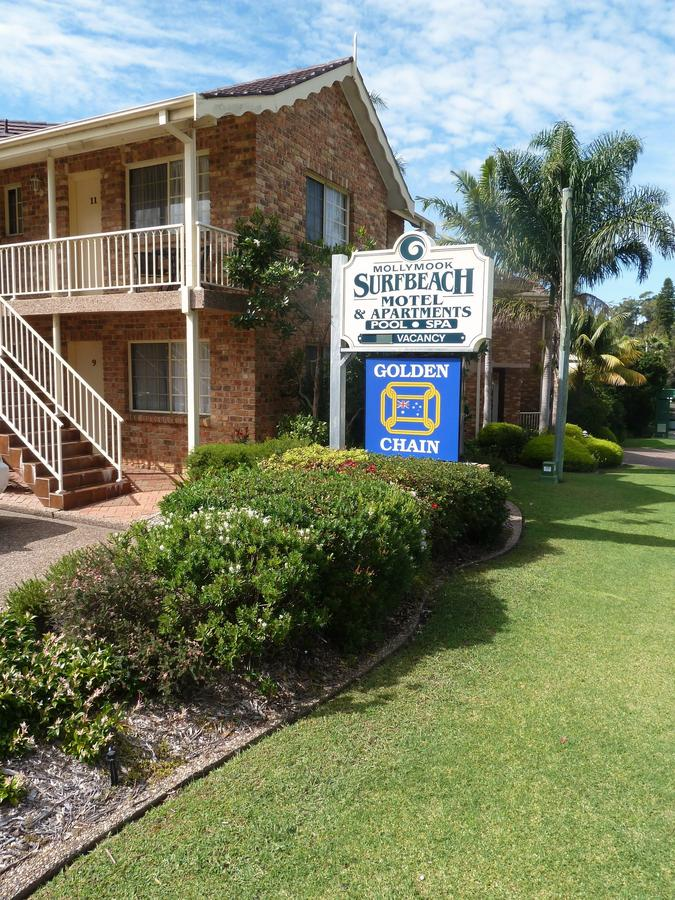 Mollymook Surfbeach Motel  Apartments - Accommodation Sunshine Coast