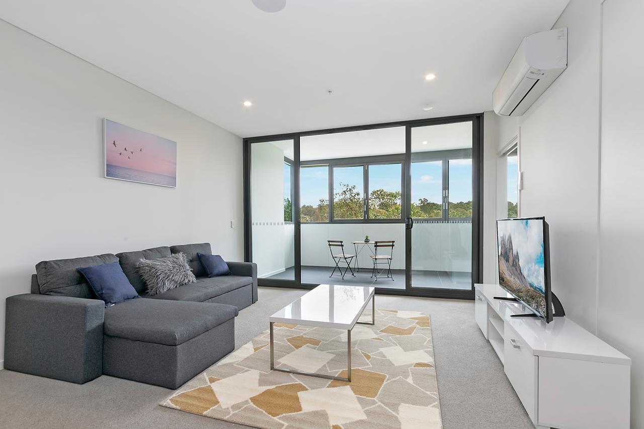 Stylish and Neat two bed apartment in Wentworth Point - Accommodation Sunshine Coast