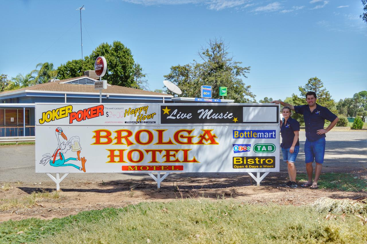 Brolga Hotel Motel - Coleambally - Accommodation Sunshine Coast
