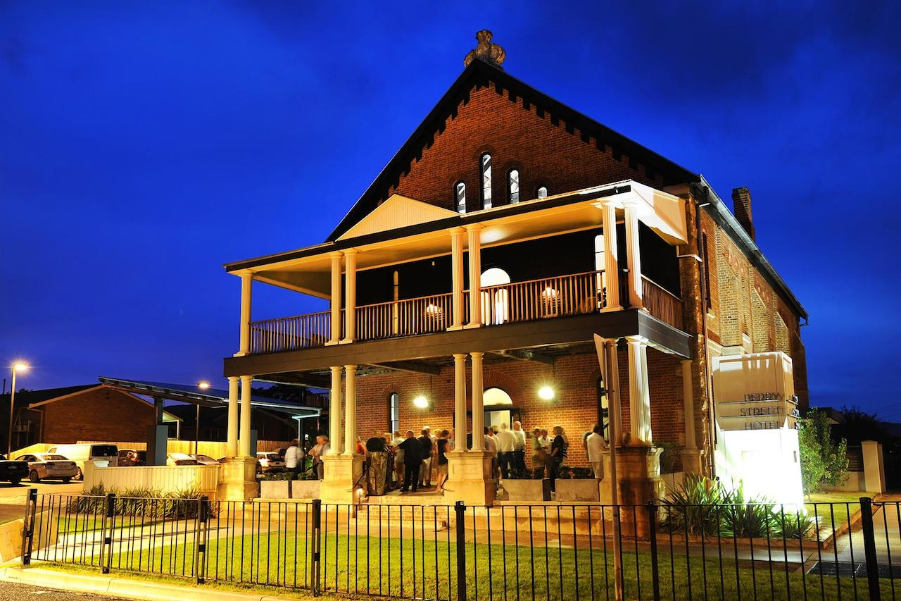 Perry Street Hotel - Accommodation Sunshine Coast