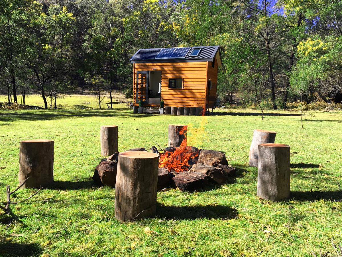 Christopher Tiny House - Accommodation Sunshine Coast