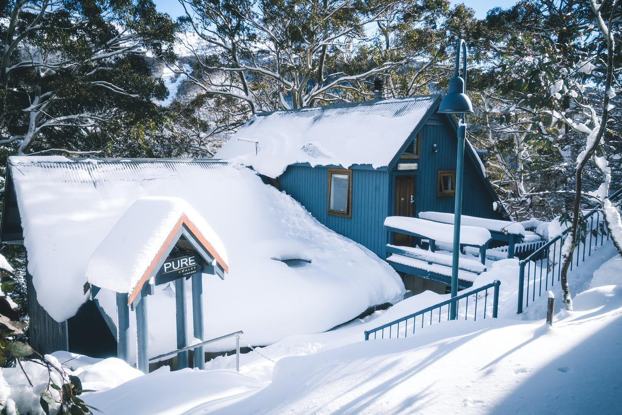 Pure Chalet Thredbo - Accommodation Sunshine Coast
