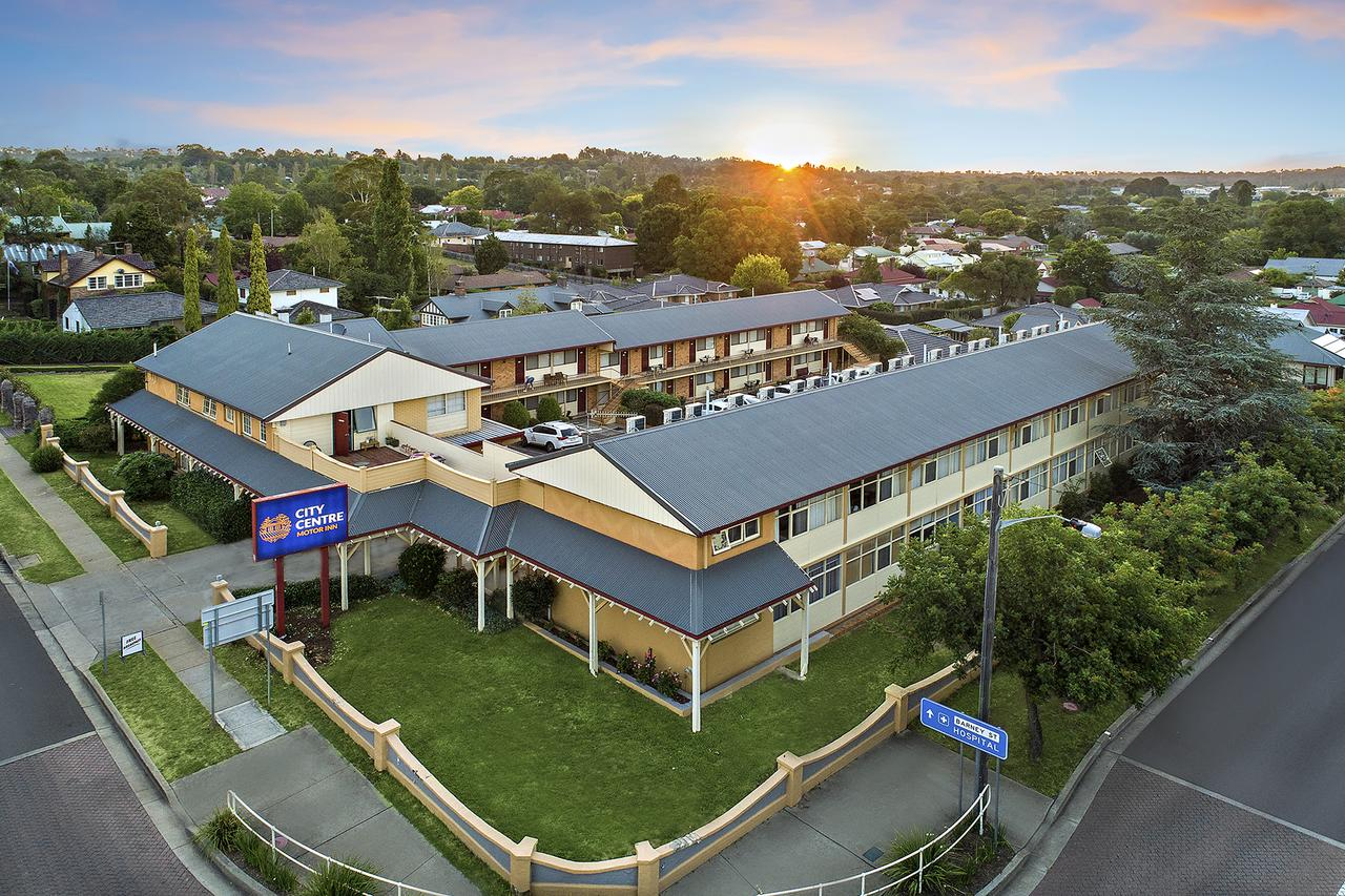 City Centre Motor Inn - Accommodation Sunshine Coast