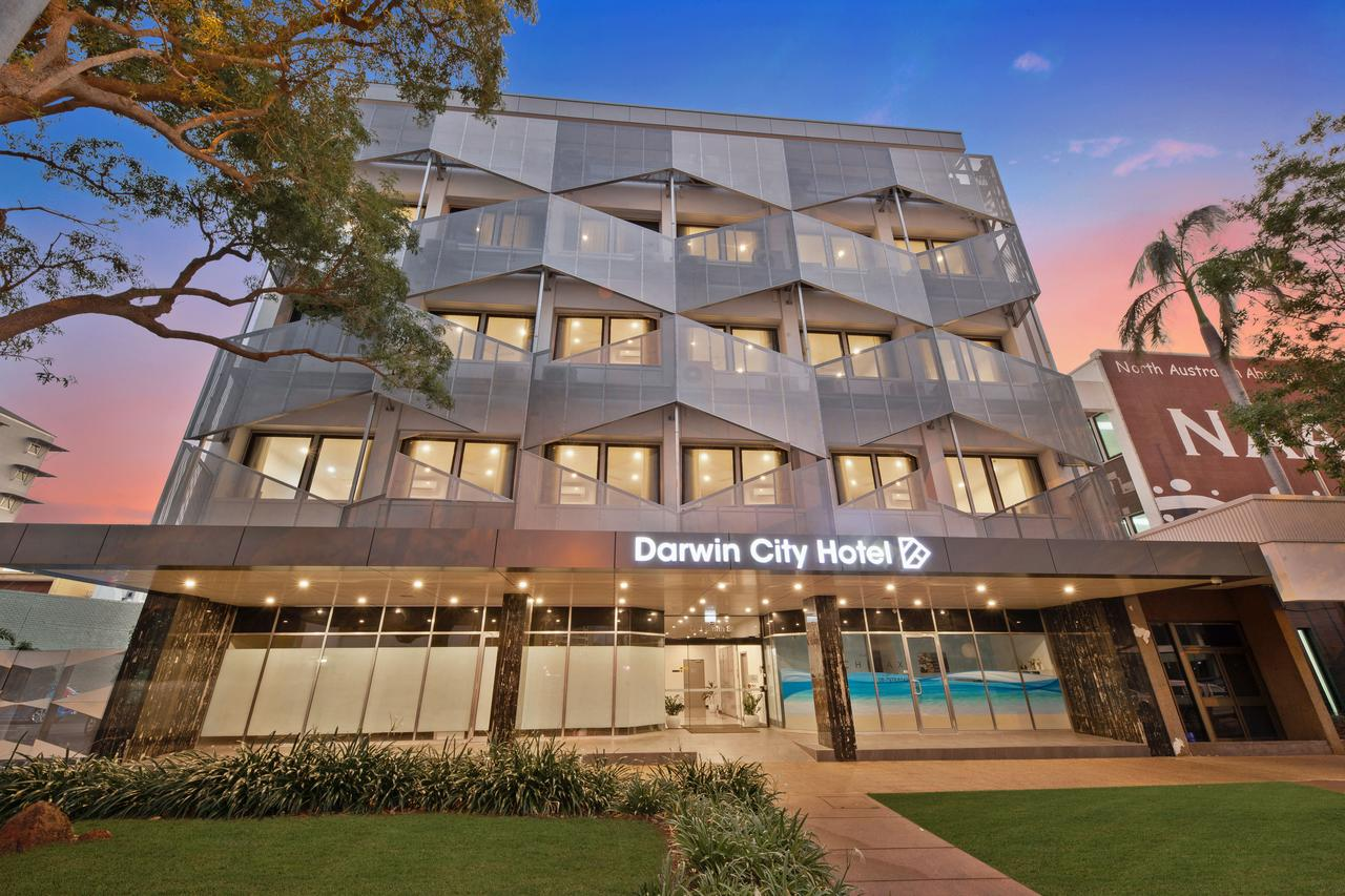 Darwin City Hotel - Accommodation Sunshine Coast