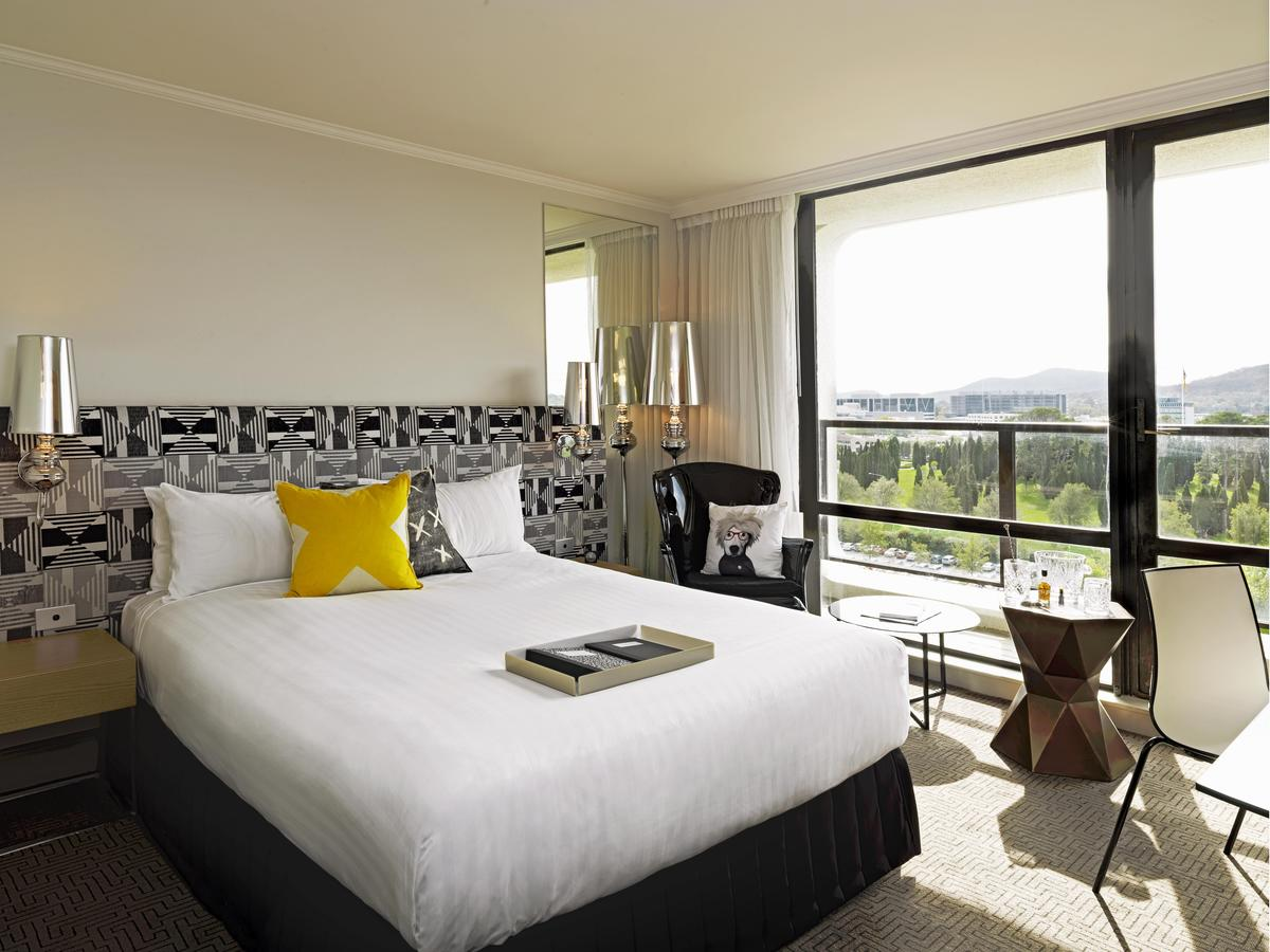 QT Canberra - Accommodation Sunshine Coast