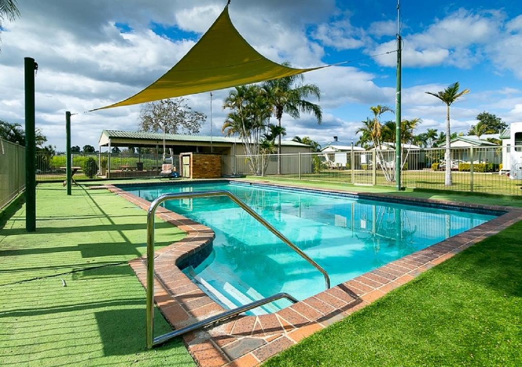Maryborough Caravan  Tourist Park - Accommodation Sunshine Coast