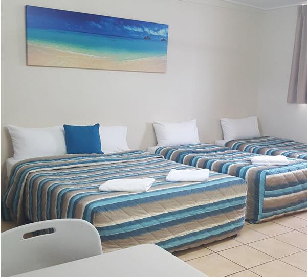 Maryborough City Motel - Accommodation Sunshine Coast