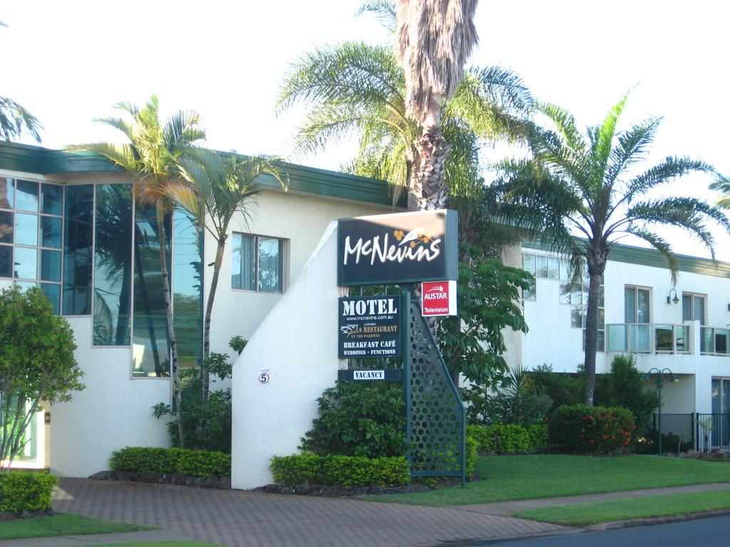 McNevins Maryborough Motel - Accommodation Sunshine Coast