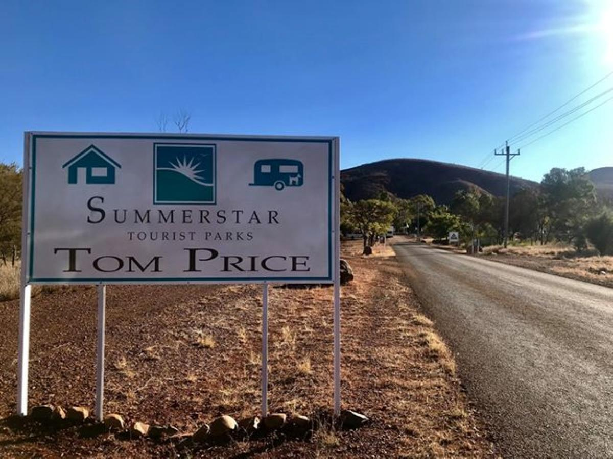 Tom Price Tourist Park - Accommodation Sunshine Coast