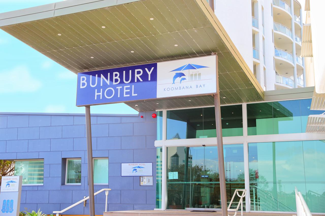 Bunbury Hotel Koombana Bay - Accommodation Sunshine Coast
