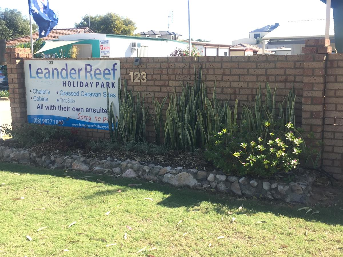 Leander Reef Holiday Park - Accommodation Sunshine Coast