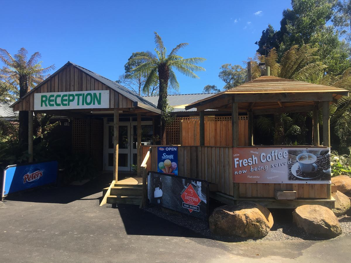 Tullah Lakeside Lodge - Accommodation Sunshine Coast