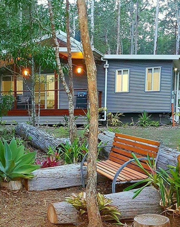 Oakey Creek Private Retreat - Accommodation Sunshine Coast