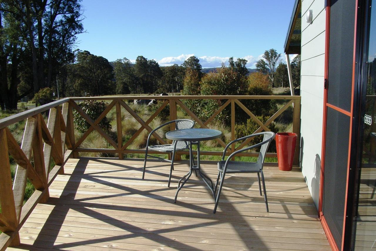 Highland Cabins and Cottages at Bronte Park - Accommodation Sunshine Coast