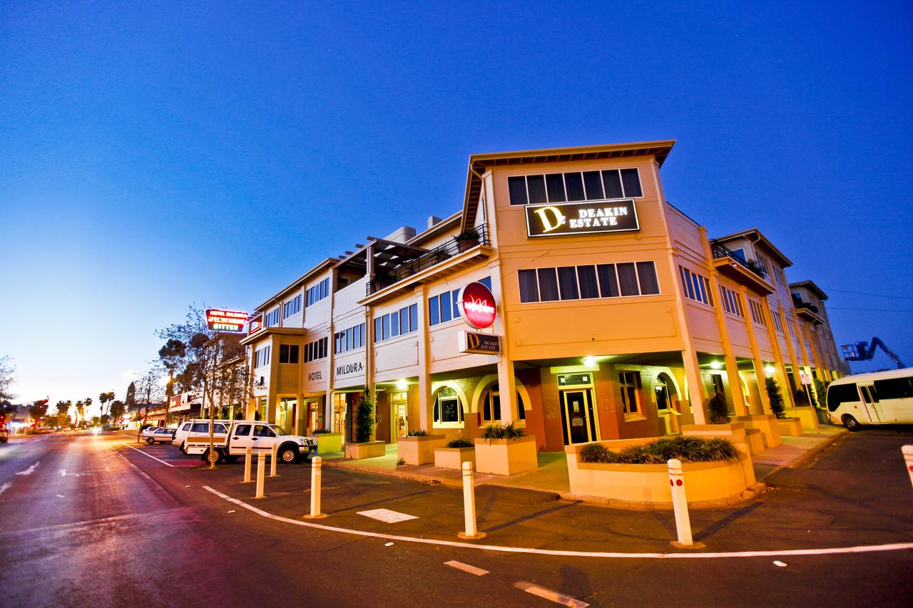 Mercure Hotel Mildura - Accommodation Sunshine Coast