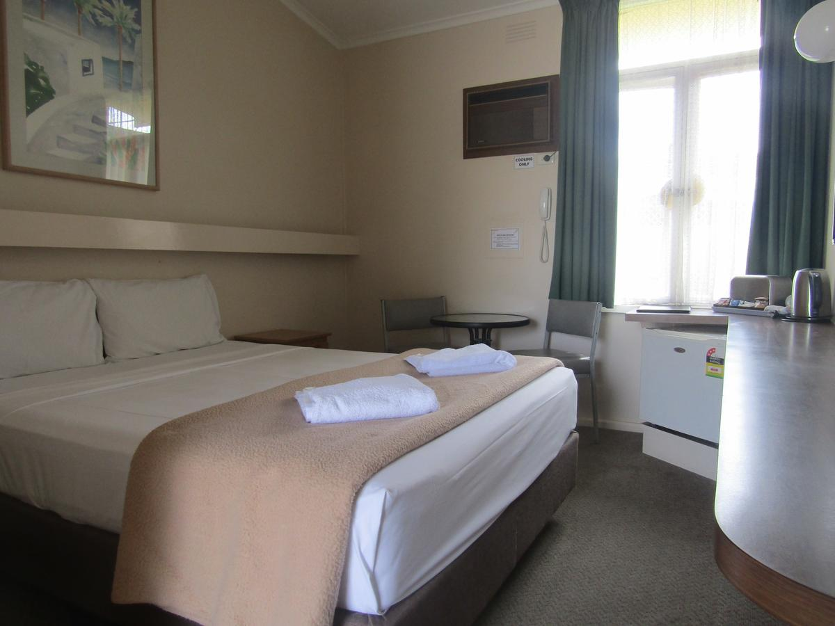Twin City Motor Inn - Accommodation Sunshine Coast