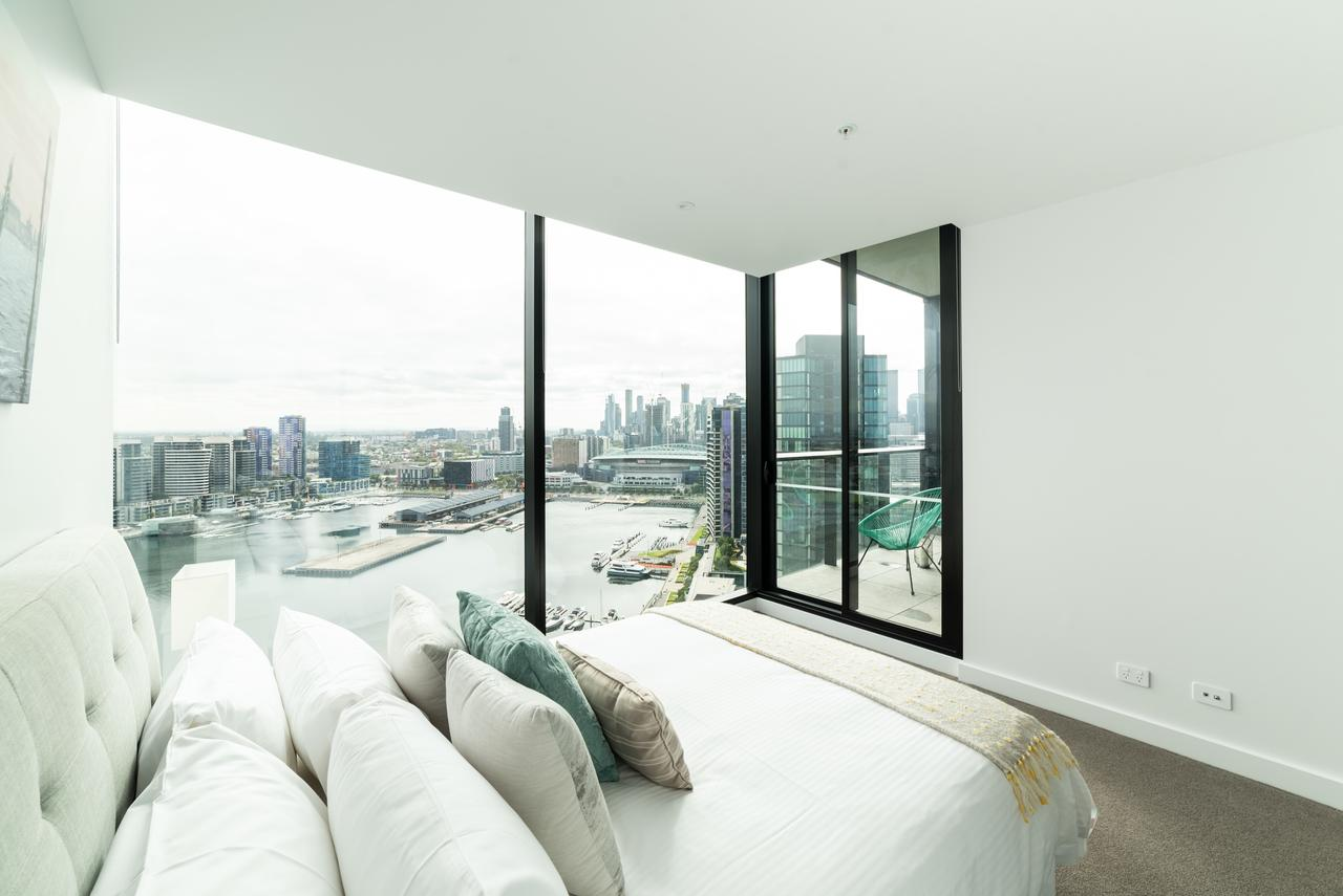 Melbourne Private Apartments - Collins Wharf Waterfront Docklands - Accommodation Sunshine Coast