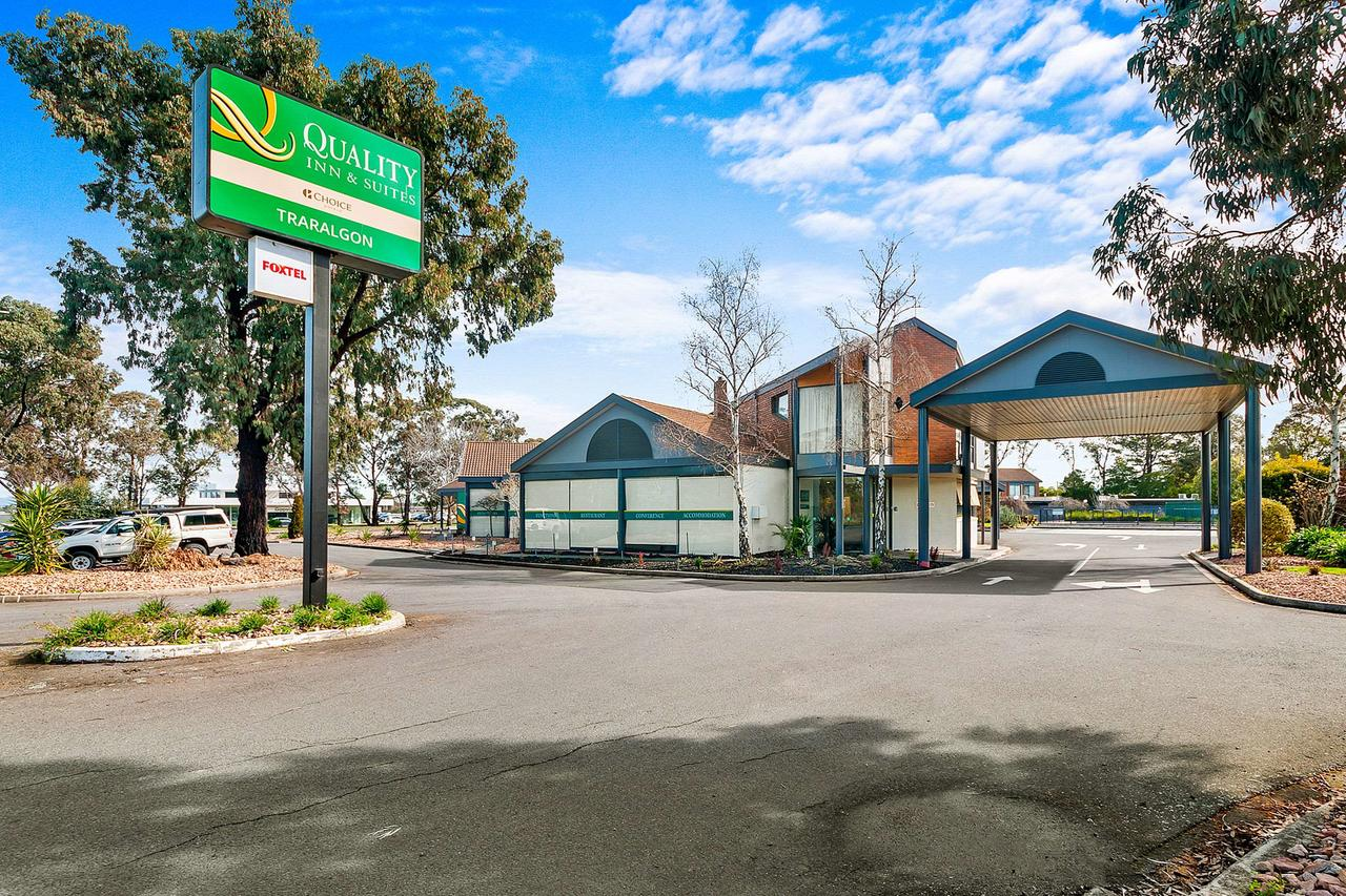 Quality Inn  Suites Traralgon - Accommodation Sunshine Coast