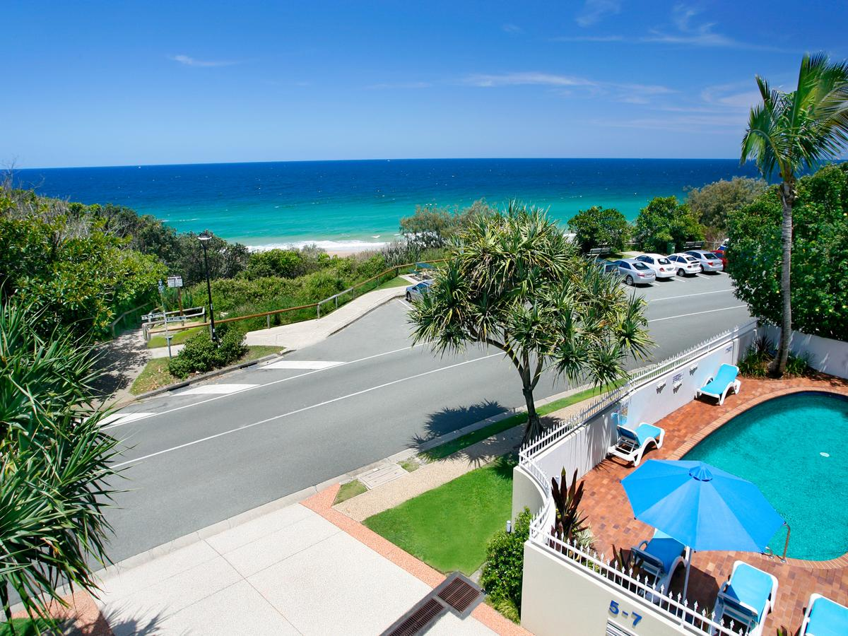 La Mer Sunshine Beachfront - Accommodation Sunshine Coast