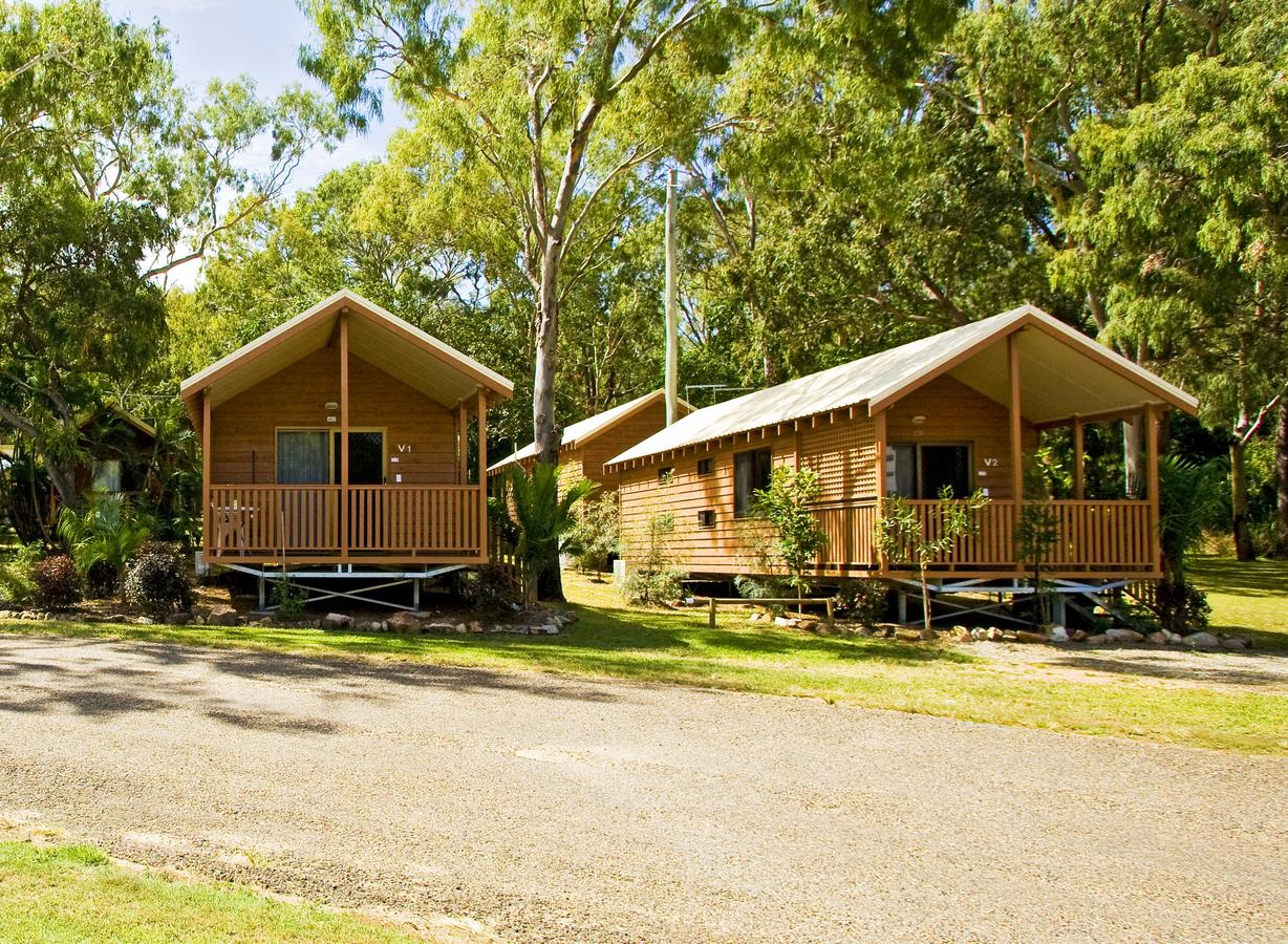 Captain Cook Holiday Village 1770 - Accommodation Sunshine Coast