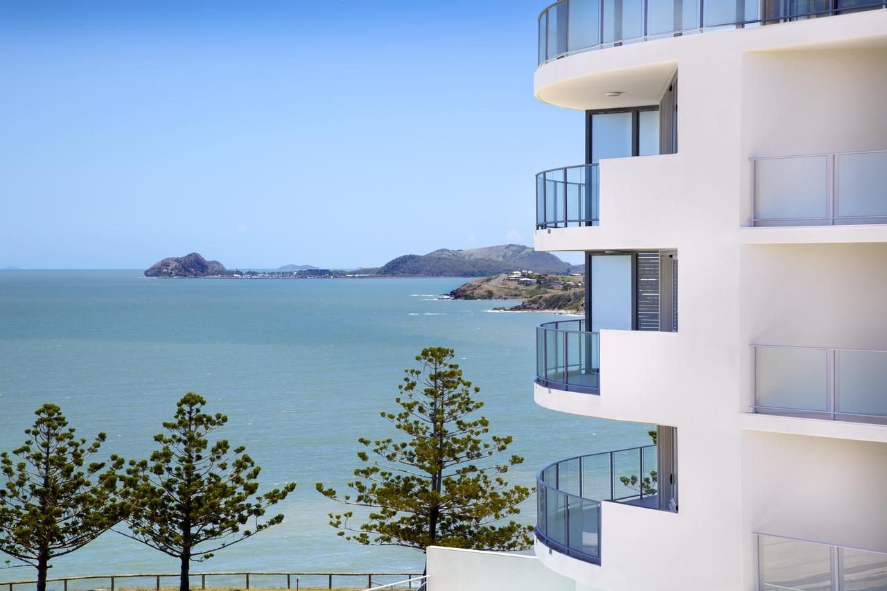 Oshen Apartments Yeppoon - Accommodation Sunshine Coast