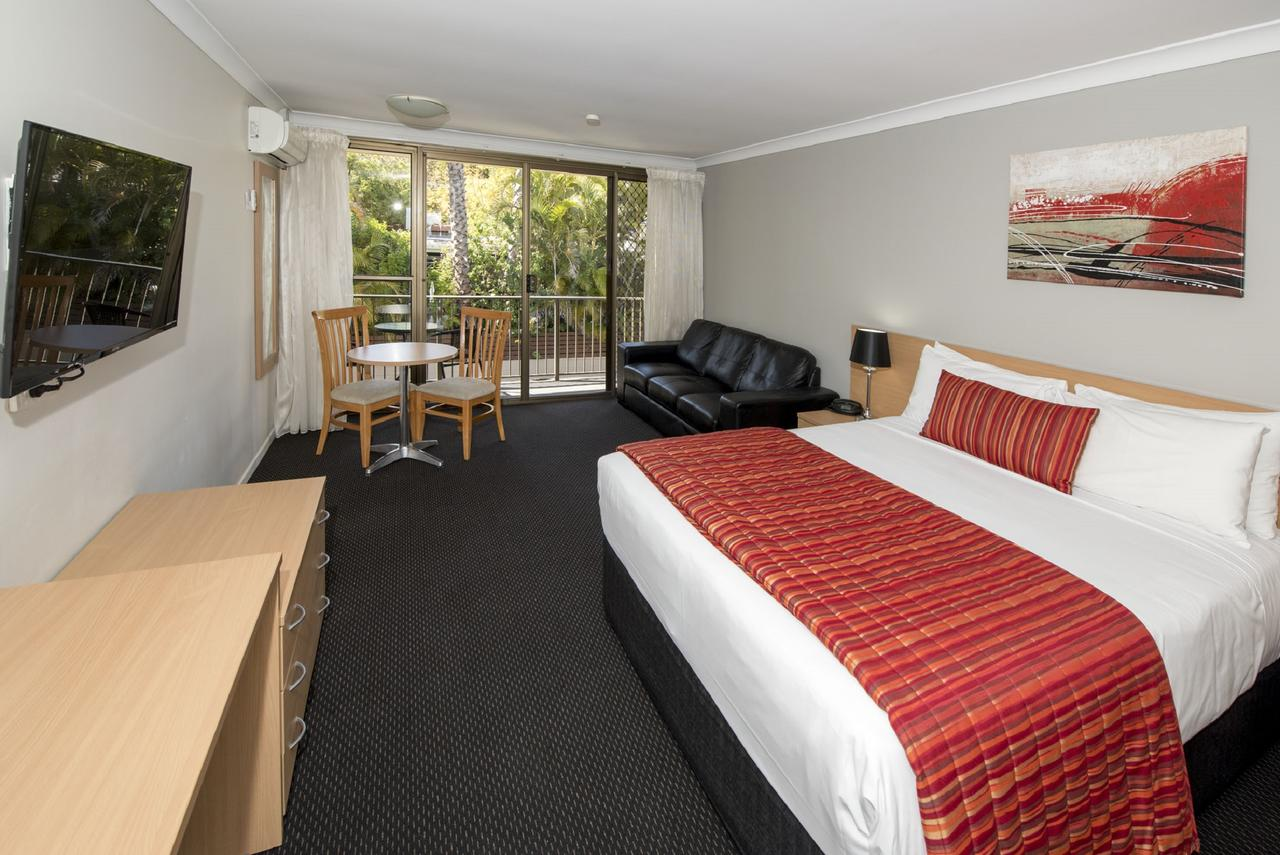 Comfort Inn Grammar View - Accommodation Sunshine Coast