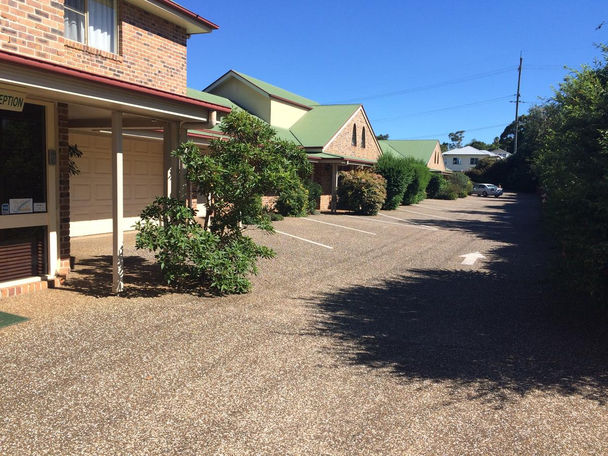 Country Gardens Motor Inn - Accommodation Sunshine Coast