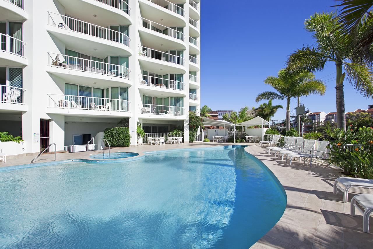 Crystal Bay On The Broadwater - Accommodation Sunshine Coast