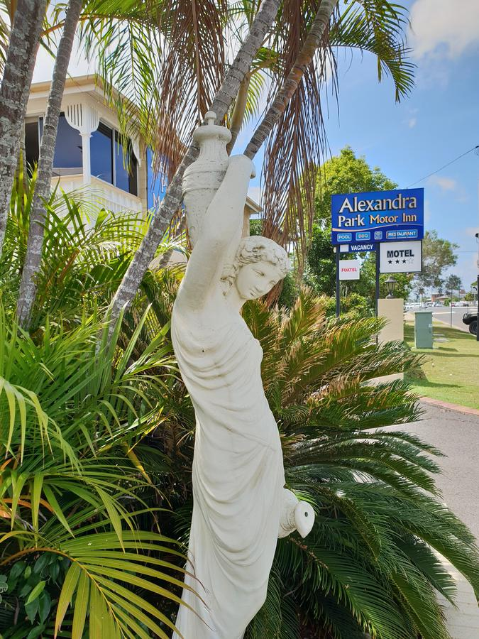 Alexandra Park Motor Inn - Accommodation Sunshine Coast