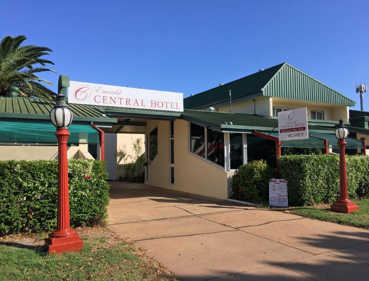 Emerald Central Hotel - Accommodation Sunshine Coast