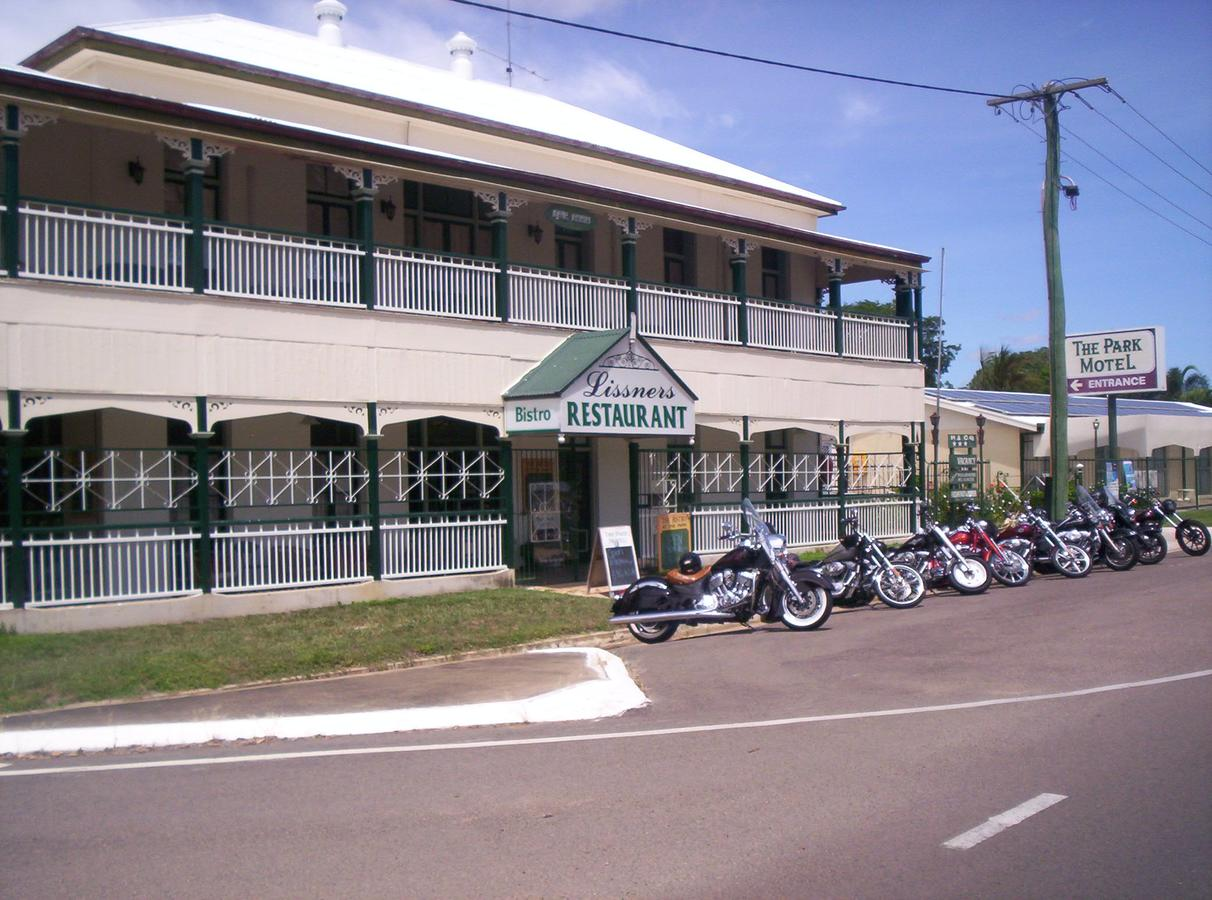 The Park Motel - Accommodation Sunshine Coast