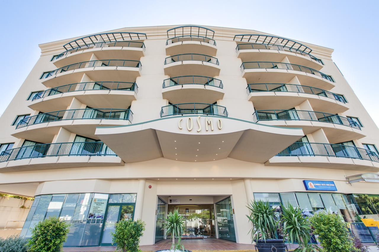 Central Cosmo Apartment Hotel - Accommodation Sunshine Coast