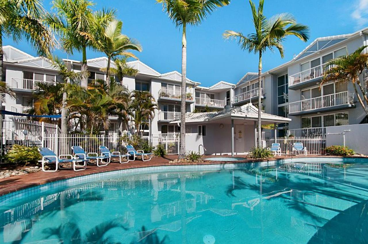 Champelli Palms Apartments - Accommodation Sunshine Coast