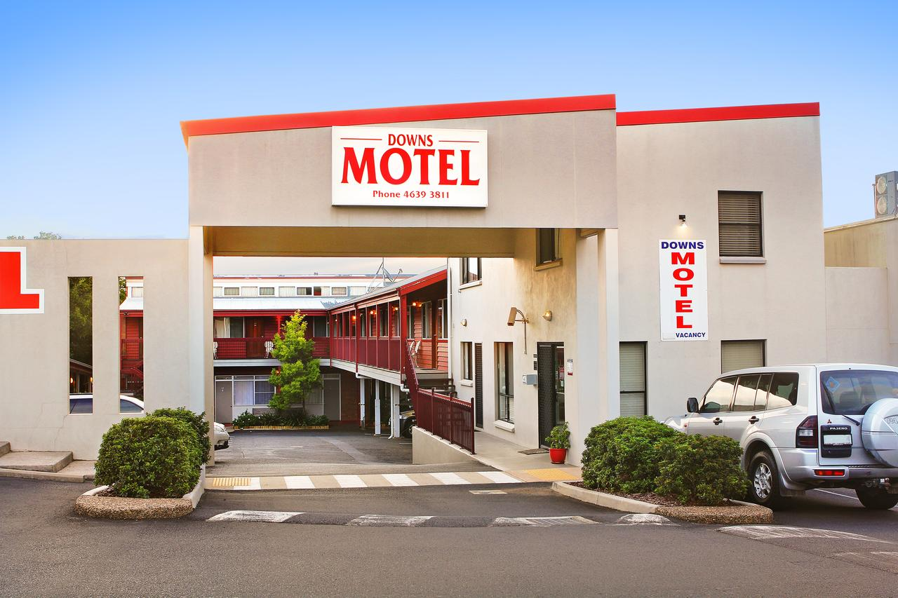 Downs Motel - Accommodation Sunshine Coast