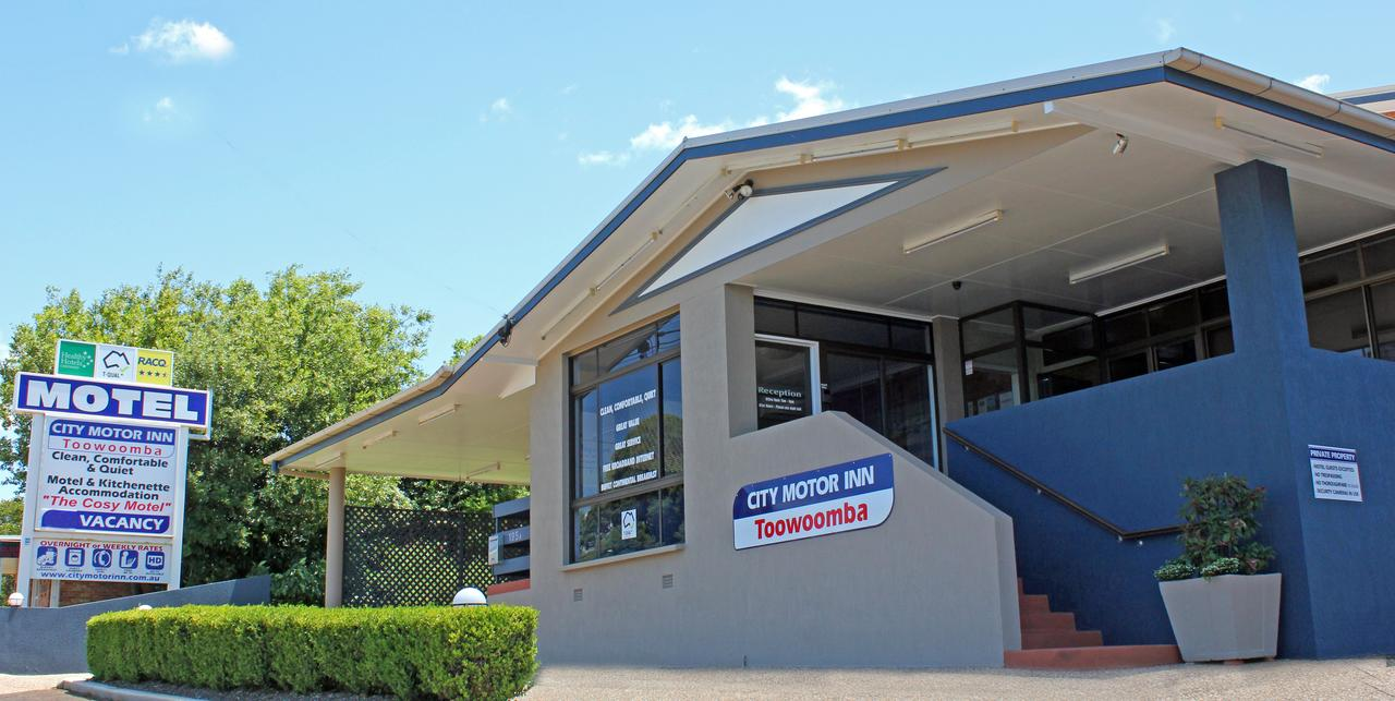 City Motor Inn - Accommodation Sunshine Coast