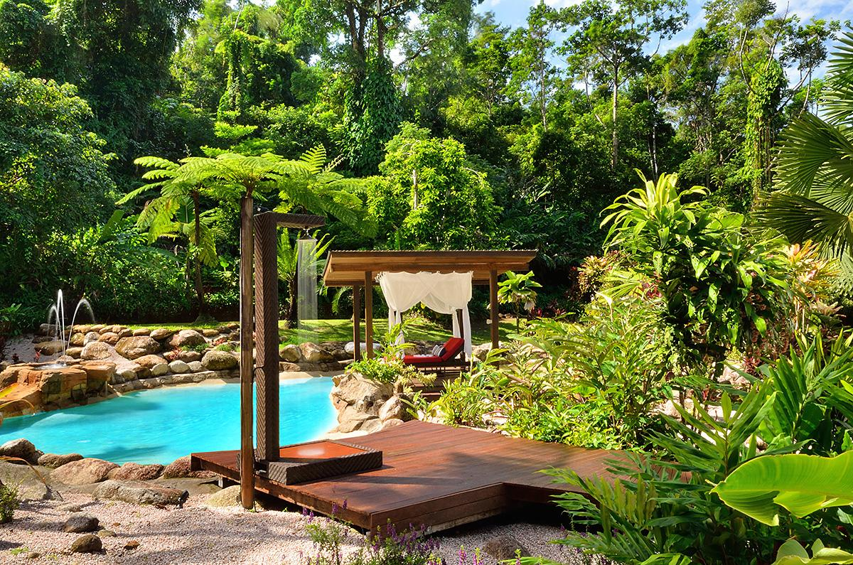 Misty Mountains Rainforest Retreat - Accommodation Sunshine Coast