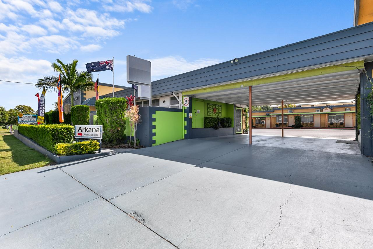 Arkana Motel - Accommodation Sunshine Coast