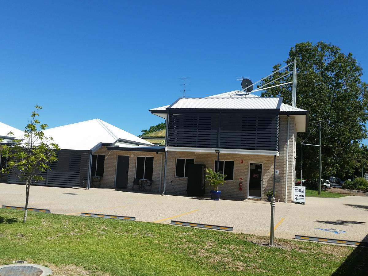 Emerald Park Motel - Accommodation Sunshine Coast