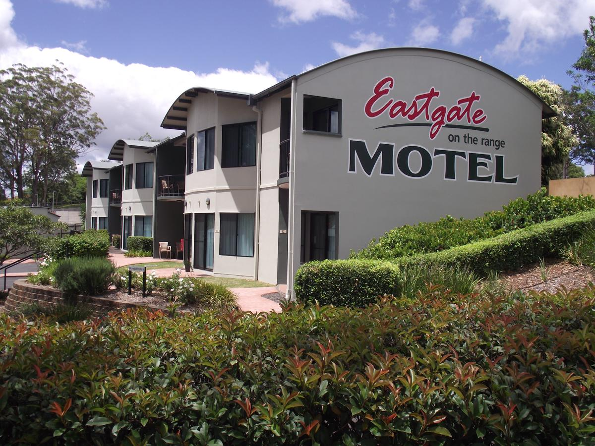 Eastgate Motel on the Range - Accommodation Sunshine Coast