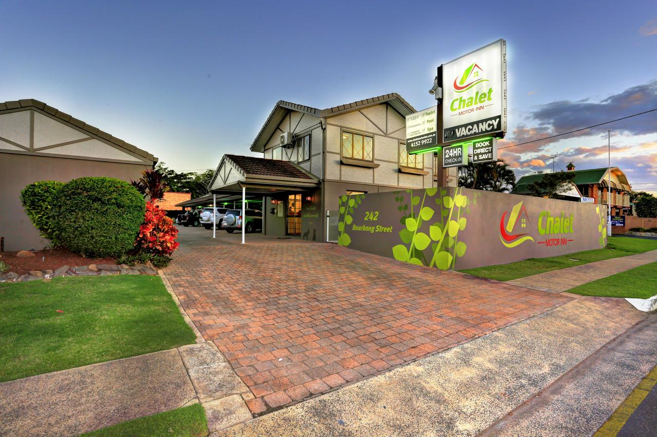 Chalet Motor Inn - Accommodation Sunshine Coast