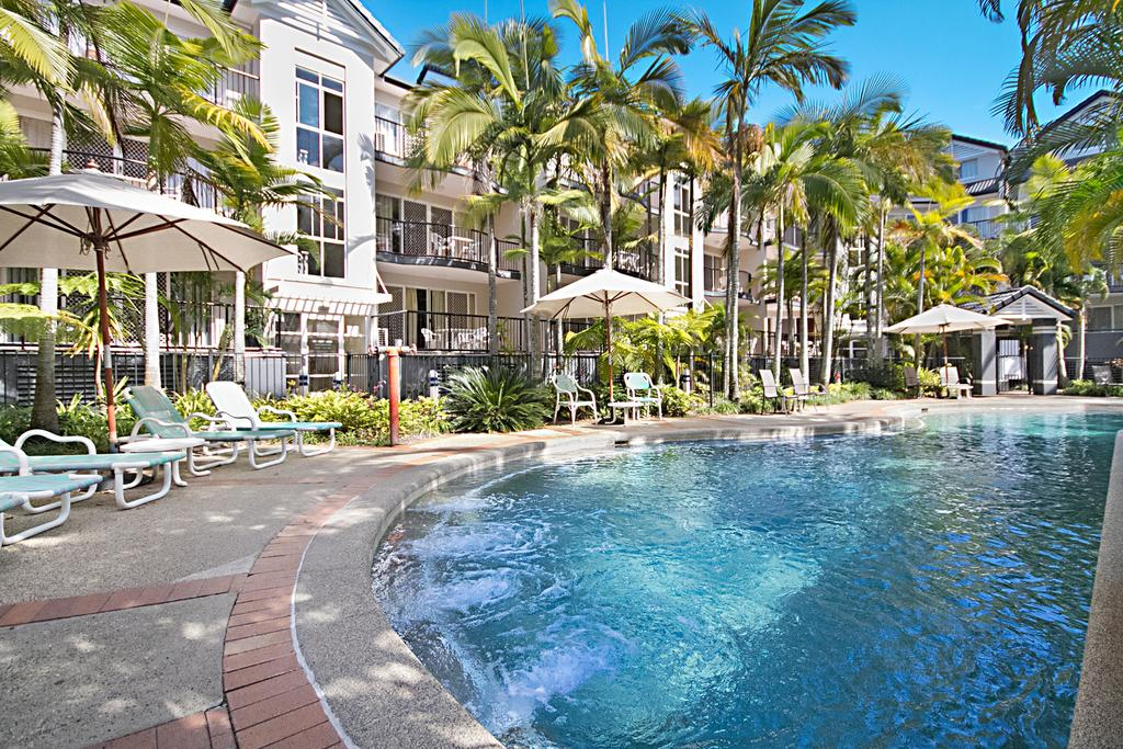 Blue Waters Apartments - Accommodation Sunshine Coast